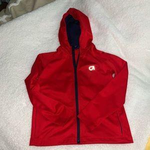 Athletic hoodie/jacket